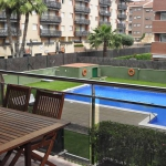 Located in Lloret de Mar, Apartment Fenals central Park offers an outdoor pool. The property is 3 km from Water World and 600 metres from Fenals Beach. Accommodation will provide you with a balcony. There is a full kitchen with a microwave and an oven. Extras include a washing machine. At Apartment Fenals central Park you will find a garden. If you feel like visiting the surroundings, check out Disco Tropics Lloret (1.2 km) and Lloret Beach (1.9 km).Barcelona El Prat Airport is located 77 km away.