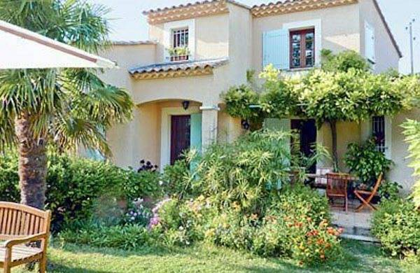 Holiday Home Couleurs Jardin
