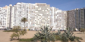 Apartment Karina 17B Empuriabrava is 1-room apartment 28 m2 on 17th floor with lift. It is located in the district of Muga, in the centre of Empuriabrava, 100 m from the sea, directly by the beach.