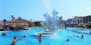 This family-friendly hotel is set in a tranquil area of Lloret de Mar - a short walk to the center and a half-mile to the beach. Enjoy the pool set in exotic gardens and buffet meals in the restaurant.