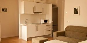 Apartamentos Ventallo is located in the country village of Ventalló, in Catalonia's Alt Empordà region. It offers modern apartments with free Wi-Fi.