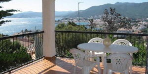 Apartment Alajarin I is a self-catering accommodation located in Colera. Complete with a microwave, the dining area also has an oven and a refrigerator.