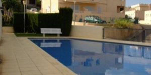 Located in Llanca, Apartment Malengret offers an outdoor pool. There is a full kitchen with a microwave and an oven.