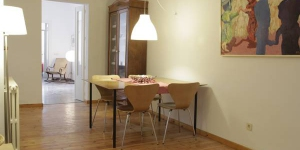 Apartament La Força is a self-catering accommodation located in Girona's historic quarter, on the same building as the Museum of History of Jews. Featuring garden views, the spacious apartment is 180 metres from Girona's Cathedral.