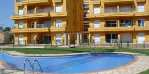 Located in L'Escala, Apartamento L'Escala offers an outdoor pool. Accommodation will provide you with air conditioning, a patio and a seating area.