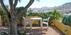Rosa Maria is a self-catering accommodation located in Colera. There is a full kitchen with a microwave.