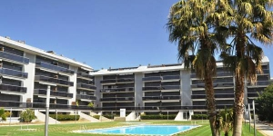Located in Sant Antoni de Calonge, Apartment Calonge Girona offers an outdoor pool. Accommodation will provide you with air conditioning and a terrace.