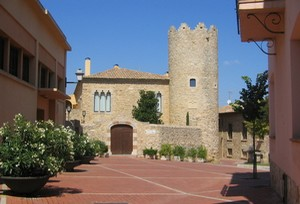 Begur center